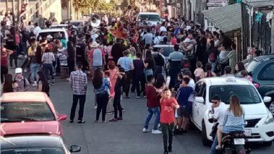 Photo of El #Pendejovirus Se Registró En Al Menos 3 Zonas De Morelia Este Domingo