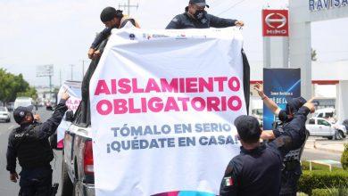 Photo of Silvano Anunciará Más Medidas Sanitarias; No Se Descarta Confinamiento