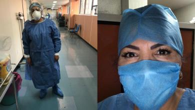 Photo of Adeudan 6 Meses De Sueldo A Enfermera Moreliana En CDMX, Labora Pese A COVID-19