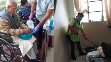 """Photo of #Morelia Con Higiene Y Protocolos Protegen A Abuelitos De Asilo """"Miguel Hidalgo"""""""