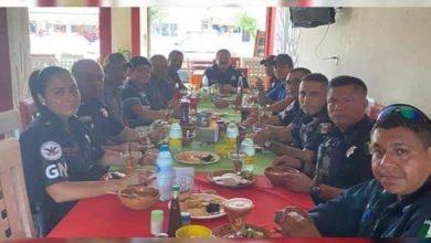 Photo of Cachan A Elementos De Guardia Nacional Comiendo Con Huachicoleros; Los Investigan