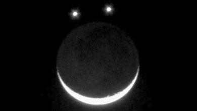 Photo of ¡Increíble! La Luna, Venus Y Júpiter Formarán Una Carita Feliz
