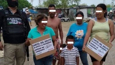 Photo of Cartel Del Golfo Reparte Despensas A Familias Afectadas Por COVID-19