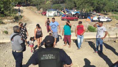 Photo of En Colima Desalojan A Vacacionistas Que Planeaban Acampar A Lado De Rio