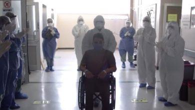 Photo of Pasa en México: Con Aplausos Despiden a Paciente Que Se Recuperó De COVID-19