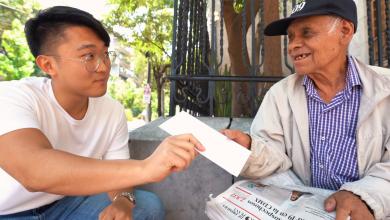 Photo of Youtuber Coreano Regala Dinero A Mas Necesitados En Calles De CDMX