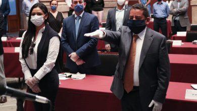 Photo of #Michoacán Rinde Protesta Ángel Custodio Virrueta García Como Diputado Local