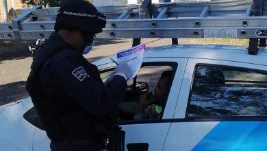 Photo of Municipio Michoacano Busca Identificar Casos De COVID-19 Con Filtros Carreteros