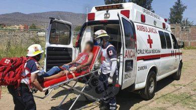 Photo of #Jacona Chavo De 16 Años Se Dispara Por Accidente En La Pierna Cuando Viajaba En Su Moto