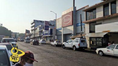 Photo of #Morelia Avenida Lázaro Cárdenas Cerca Al Independencia Amanece Sin Puestos Ambulantes
