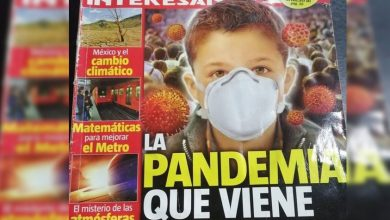 Photo of ¡Qué Interesante! Revista En 2014 Advirtió Sobre Pandemia Por COVID-19