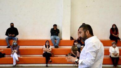 Photo of Pide Alcalde De Pátzcuaro No Ser Gandalla Con Apoyos De La Federación