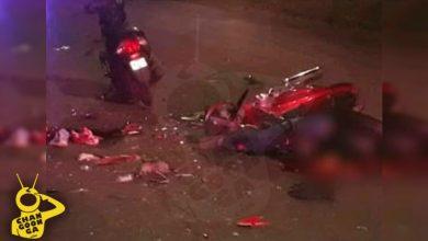 Photo of #Michoacán Brutal Choque De Motos Deja 1 Menor Muerto Y Un Herido, Anoche