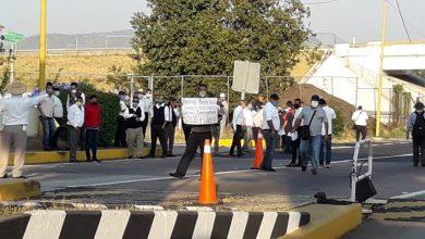 """Photo of #Michoacán Manifestantes Toman Caseta De Zinapécuaro """"Agresivos Y A La Fuerza"""""""