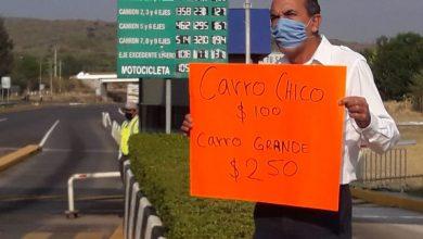 Photo of Michoacanos Que Viven Del Turismo Se Ponen A Pedir Coperacha En Casetas