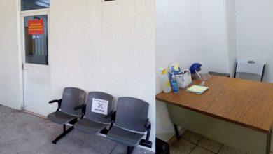 Photo of #Morelia En Terminal De Autobuses Instalan Módulo De Atención A Síntomas De COVID-19