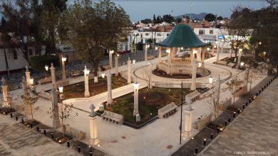 Finalmente concluyó la intervención en la Plaza Rey Netzahualcoyotl, de Santa María de Guido