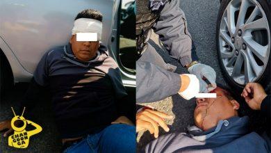 Photo of #Morelia Choque Por Alcance En Periférico Deja 2 Heridos En Periférico