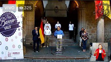 Photo of Si Morelianos No Atienden Recomendaciones, Habrá Represión: Alcalde