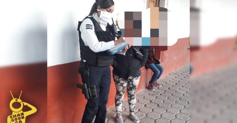 Moreliano Agrede A Su Mujer Para Quitarle El Teléfono Que Le Había Regalado
