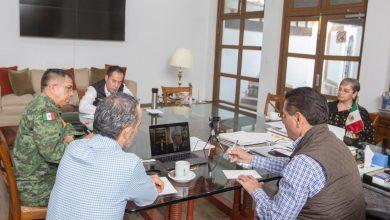Photo of Plantea Silvano Trabajar De La Mano Con Autoridades Federales Ante COVID-19