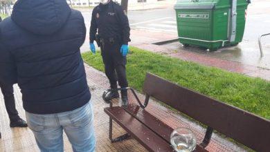 Policía Agarra A Morro Por Violar Cuarentena, Dijo Que Salió A Pasear A Su Pescado