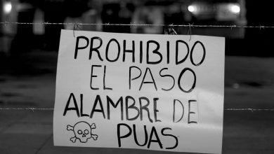 Photo of #Michoacán Cherán No Anda Con Mmds Y Pone Alambre De Púas A Bancas Por Alerta Sanitaria