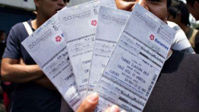 Revendedor Debe Más De 20 Mil Varos, No Puede Vender Boletos Por Suspensión De Eventos