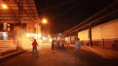 Photo of Sanitizan San Lorenzo, Angahuan Y Corupo Para Reforzar Prevención Ante COVID-19