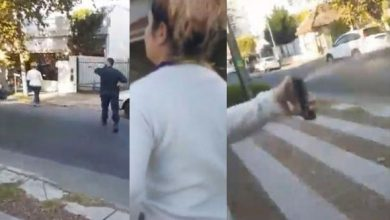 Photo of Tipa Viola Cuarentena; Muerde Y Echa Gas Pimienta A Policías Por Intentar Frenarla