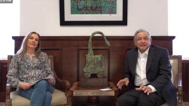 Photo of #Video AMLO Y Beatriz Felicitan A Niñas Y Niños Con Cuento De Tolstói
