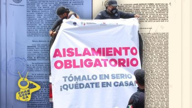 Photo of Otros 408 Michoacanos Logran Amparo VS Aislamiento Obligatorio