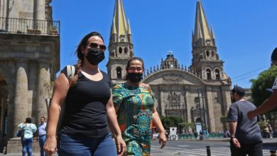 Photo of Por No Usar Cubrebocas Al Menos 60 Personan Han Sido Detenidos En Jalisco