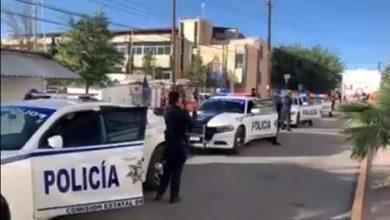 Photo of #Video Polis De Chihuahua Agradecen A Personal Médico Por Labor Ante COVID-19
