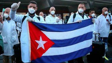 Photo of Llega A México Personal Médico De Cuba Para Apoyar Ante COVID-19