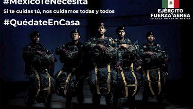 Photo of Reporta La SEDENA 17 Militares Contagiados De COVID-19