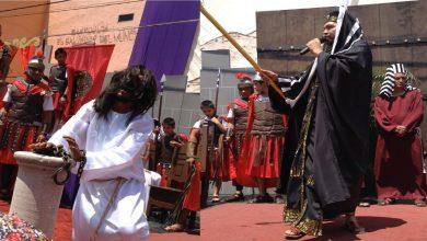 Photo of Por COVID-19 Tradicional Viacrucis De La Juárez Será Transmitido En Facebook