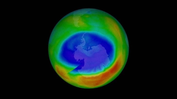 ¿La Cuarentena? ONU Informa Que Cerró Un Agujero En Capa De Ozono