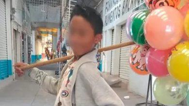 Photo of Pasa En México: Asesinan Cruelmente A Niño Globero Cuando Iba A Visitar A Su ABuelita