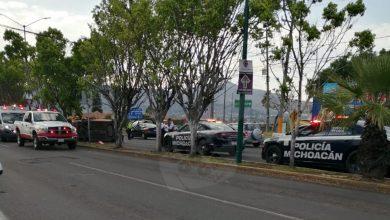Photo of #Morelia Se Registra Accidente Cerca A Xangari