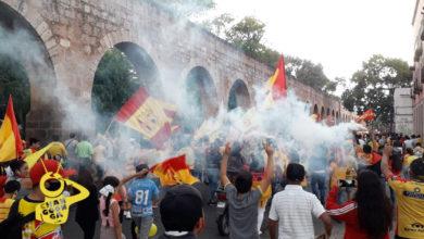 Photo of Se Arma Fiesta de Aficionados en las Tarascas Y Suena Fuerte #MonarcasSeQueda