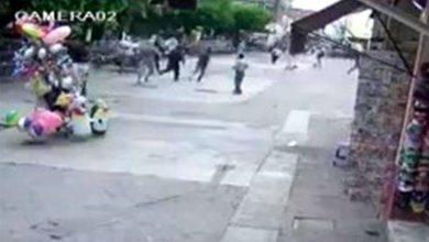 Photo of #Video Con Palos Y Cables Agreden A Gente Por No Respetar Sana Distancia En Morelos