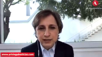 Photo of #Video Carmen Aristegui Responde A Ataques Y Sobre Paternidad De Su Hijo