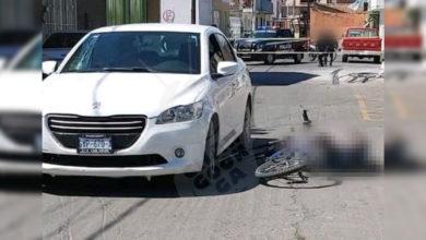 Photo of A Balazos Asesinan A Ciclista Y A Automovilista En Huandacareo