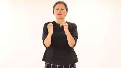 Aprende Lenguaje de Señas Mexicanas. Captura de Pantalla