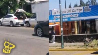 Photo of Captan A Capitán Del Morelia Comprando Cajas De Mudanza