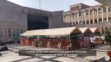 Photo of Crean Contactos Pa' Que Familiares Sepan De Pacientes COVID Sin Entrar A IMSS