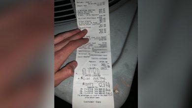Photo of Hombre Deja Propina De 31 Mil Varos Para Apoyo Al Restaurante