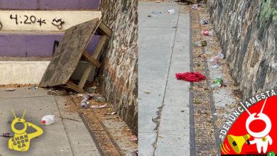 Photo of #Denúnciamesta Ventilan pésimo estado de parque en colonia de Morelia