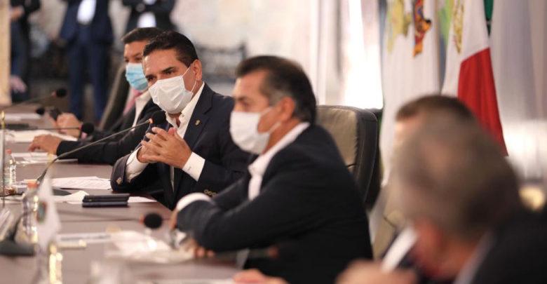 Desde Michoacán, Gobernadores Anuncian Estrategias Para Regreso A 'Nueva Normalidad'